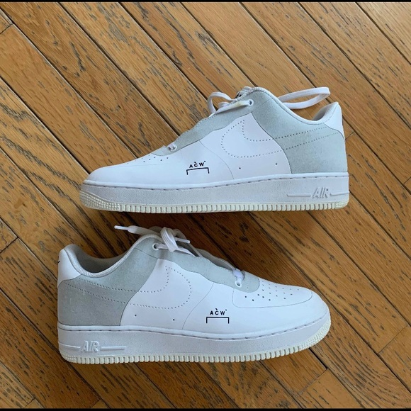 Nike Other - Air Force 1 x A Cold Wall